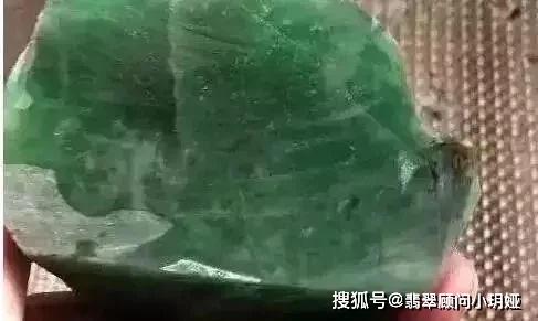 翡翠追求的是水!润!透!