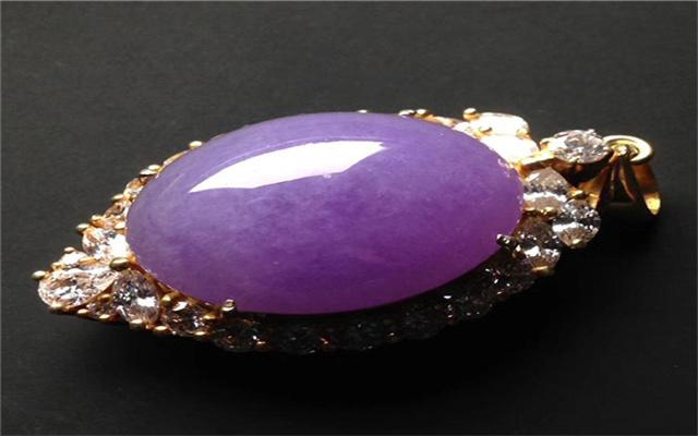 紫罗兰翡翠,是一种怎样的翡翠?