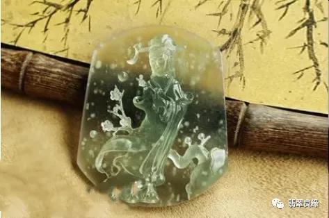 简谈玻璃种翡翠与冰种翡翠的区别