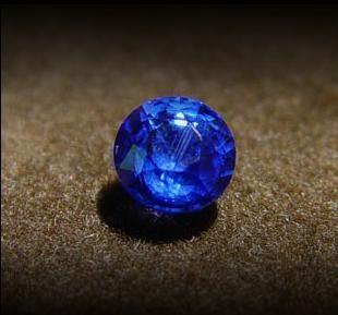 蓝宝石一定是蓝色的吗?