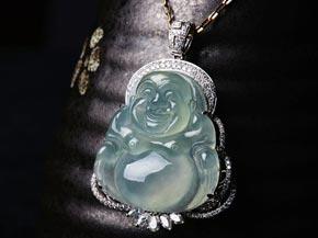 一尊翡翠观音圣像被誉为世界之最 堪称无与伦比盛世宝尊